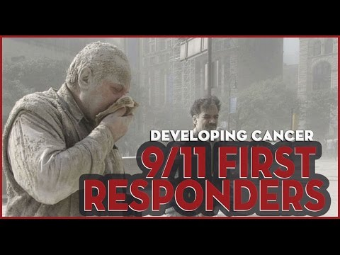 Mysterious 911 Conspiracy - FIRST RESPONDERS DEVELOPING CANCER!