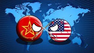 COUNTRYBALLS | Будущее Мира | 1 сезон 9 серия | Финал | Третья Мировая война