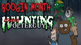 Haunting Starring Polterguy - Boogin Month