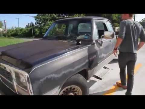 Brothers Osborne - TJ shows us his AWESOME truck!