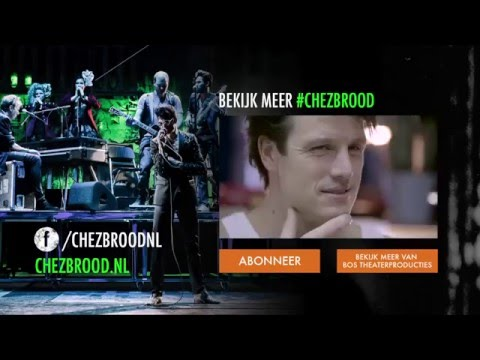 Trailer Chez Brood - za 26 maart in Flint theater