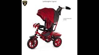 lamborghini L3R детский трехколесный велосипед