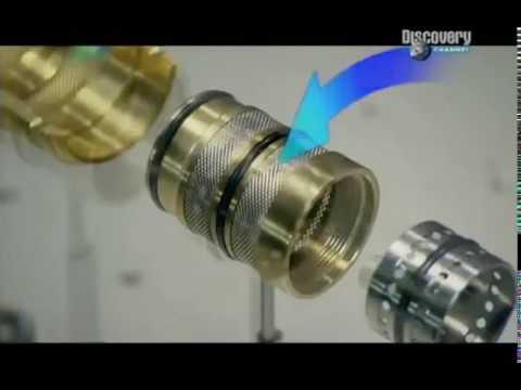 Процесс температурной настройки термостата GROHE - YouTube