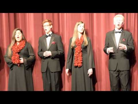 Prairie Ridge High School Holiday Choral Concert 2015