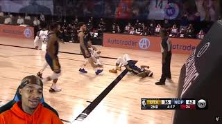 FlightReacts Utah Jazz vs New Orleans Pelicans - Full Game Highlights | July 30, 2020!