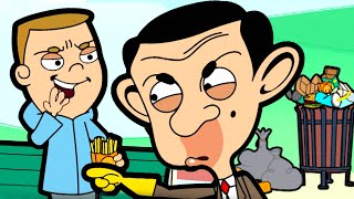 LITTER Bean | (Mr Bean Cartoon) | Mr Bean Full Episodes | Mr Bean Comedy