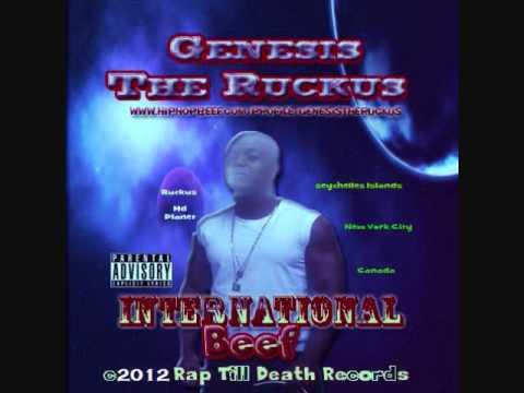 5. Genesis The Ruckus - Blondie & DJ Owen (Diss) in Seychelles Islands Mahe. International Beef Cd