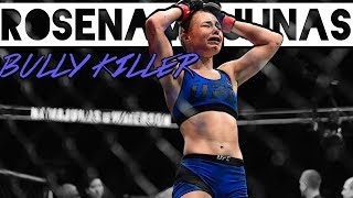 Thug Rose Namajunas » Bully Killerᴴᴰ Tribute/Highlights