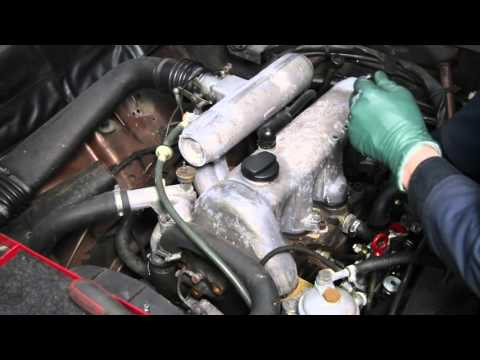 """Kent's Garage""- Episode 4: Old Diesel Engine Detailing, Plugs, Injectors, LED, New Baby and More"