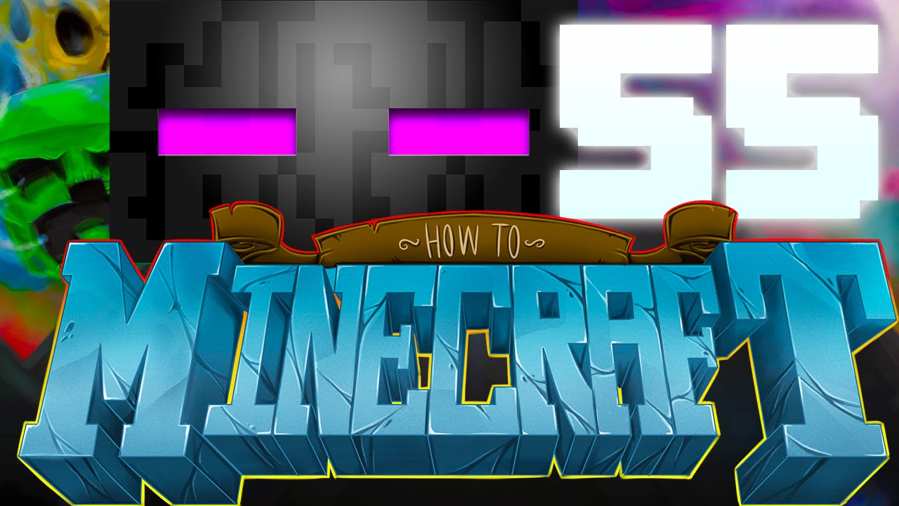 Enderman Face Creation How To Minecraft 55