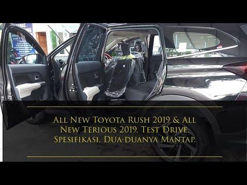 Review & Spec Toyota Rush 2019 & Daihatsu Terios 2019.
