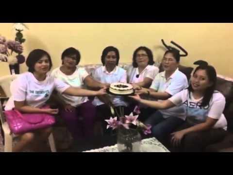 EL SHADDAI UMM AL QUWAIN CELL GROUP U.A.E. - GREETINGS