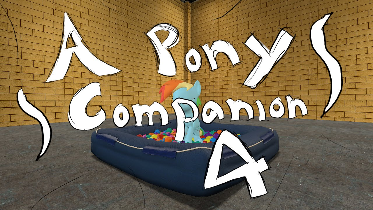 Gmod coloring pages - Gmod A Pony Companion 4 My Little Pony Friendship Is Magic Video Fanpop