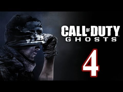 Call of Duty: Ghosts Walkthrough PART 4 [PS3] TRUE-HD QUALITY