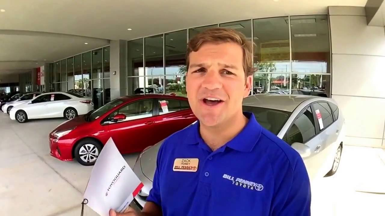 2016 ToyoGuard Platinum Video Review At Bill Penney Toyota