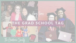 Awkward and Embarrassing Grad School Stories | Grad School Tag | The Academic Society