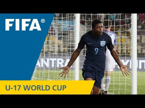 Match 45: USA v England – FIFA U17 World Cup India 2017