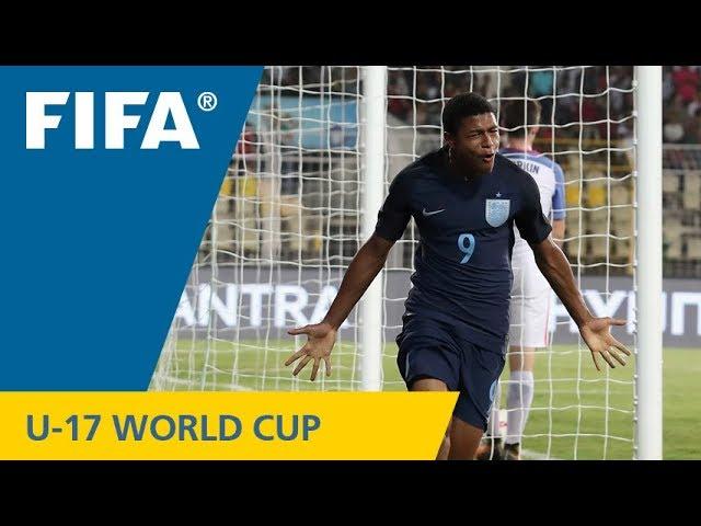 match-45-usa-v-england-fifa-u-17-world-cup-india-2017