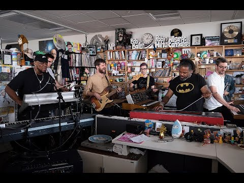 Snarky Puppy: NPR Music Tiny Desk Concert