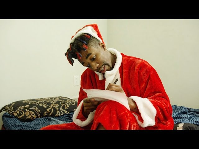 "Dax - ""Dear Black Santa"" (Official Music Video)"