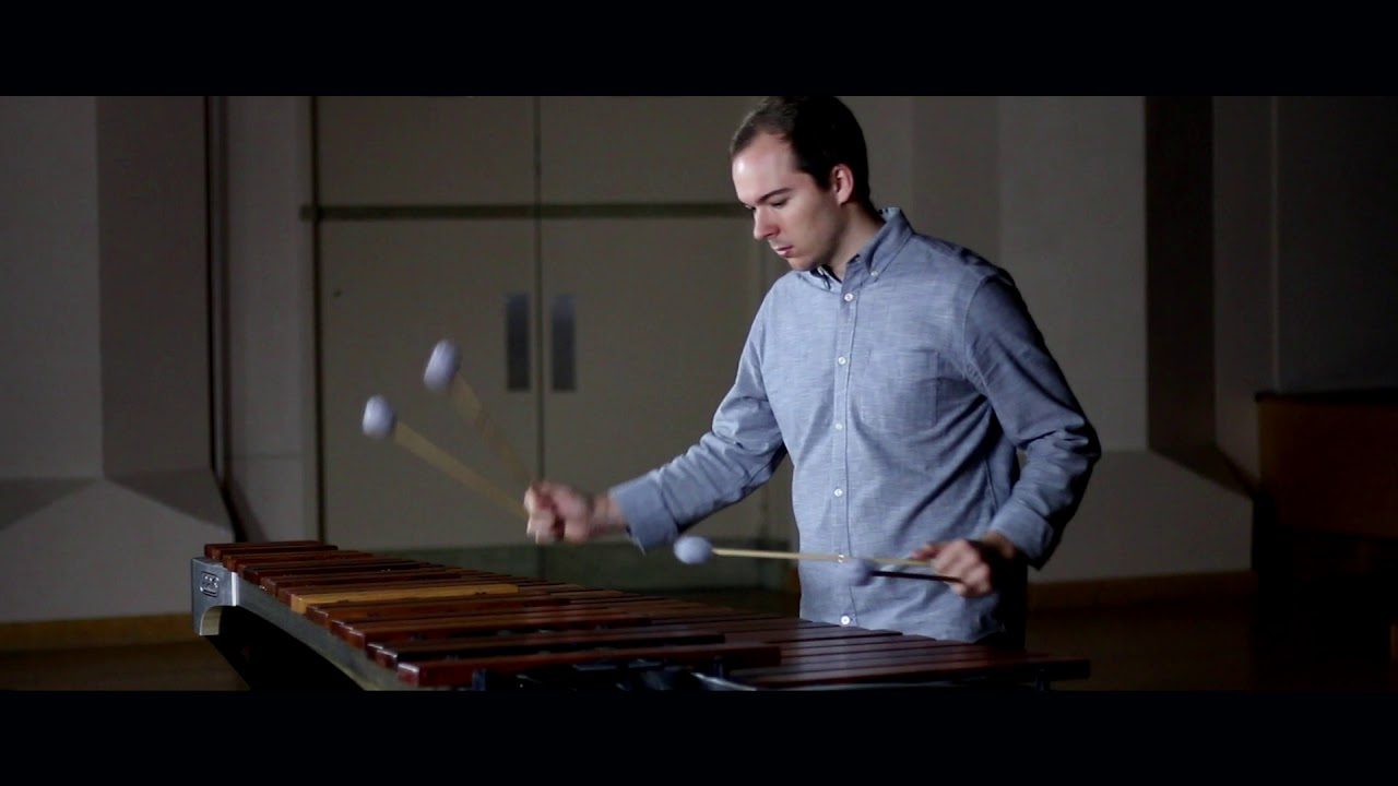 Time For Marimba By Minoru Miki Youtube