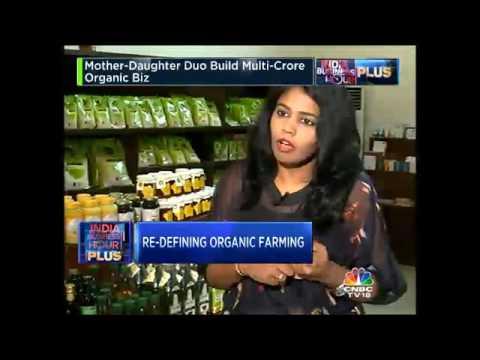 'Organic' Entrepreneurs