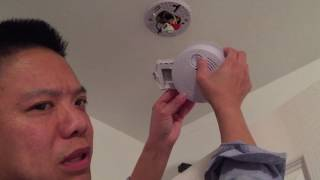 #QuickTip Stopping Smoke Detector Beep