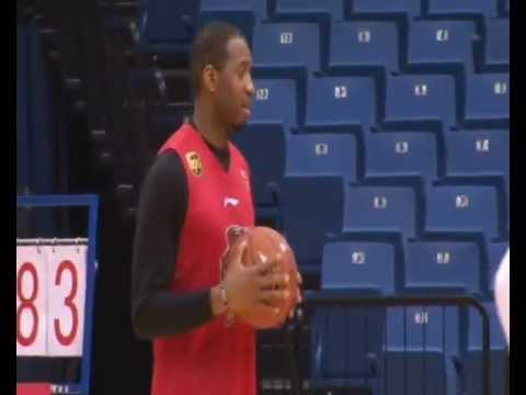 tracy-mcgrady-first-training-with-mbenga-in-china-[11.17.2012]