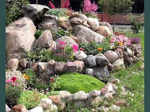 Rock Landscape Design Ideas | Landscaping Rocks And Plants
