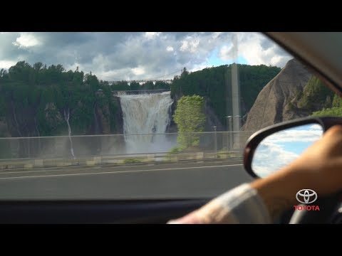 Great Canadian Corolla Road Trip – Île d'Orléans, Quebec