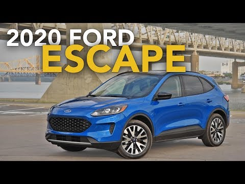 2020 Ford Escape Review – First Drive