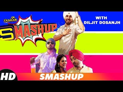 9X Tashan Smashup #0011 | Diljit Dosanjh | DJ Yogii | Latest Punjabi Songs 2018 | Speed Records
