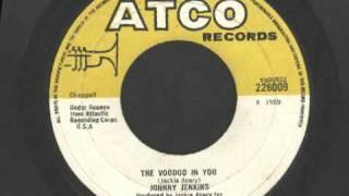 Voodoo In You - Johnny Jenkins