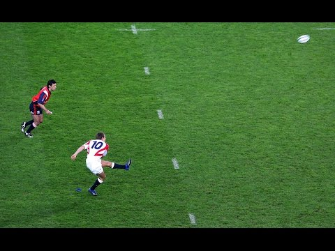 Kicking king - England's Jonny Wilkinson | RBS 6 Nations