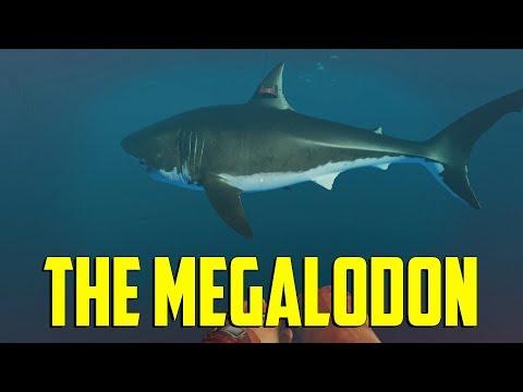 Stranded Deep - The Megalodon