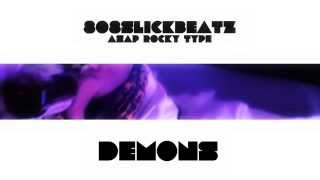 A$AP Rocky Type Beat | Demons | Prod. 808SlickBeatz