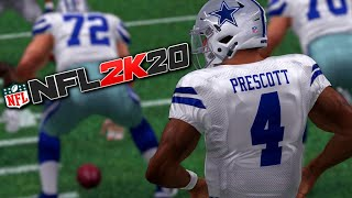 NEW 2K NFL Video Game Just Got SERIOUS!