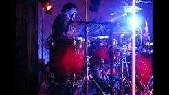 Simo - Furor Gallico - Medhelan - live@Rosenheim 08-10-2011 (drum cam)