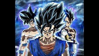 Dragon Ball Heroes「AMV」Yes Indeed