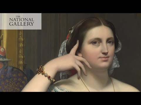 Ingres's Madame Moitessier | Talks For All | National Gallery