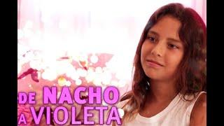 ¿Soy una niña?, dijo a los 6 años la hija transgénero de Nacho Vidal y Franceska Jaimes