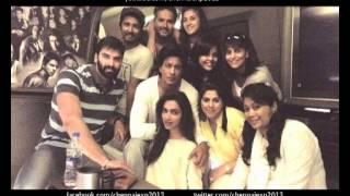 Chennai Express- Shah Rukh Khan & Deepika Padukone - Title Track Teaser