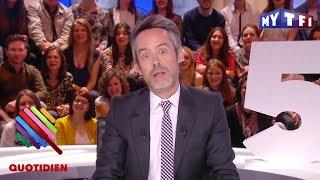 Marine Le Pen n'a pas les mots... - Quotidien du 19 mai 2017