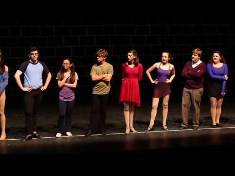 LHS Presents A Chorus Line
