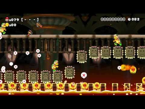 JJL 100 Mario Challenge Expert Episode 1