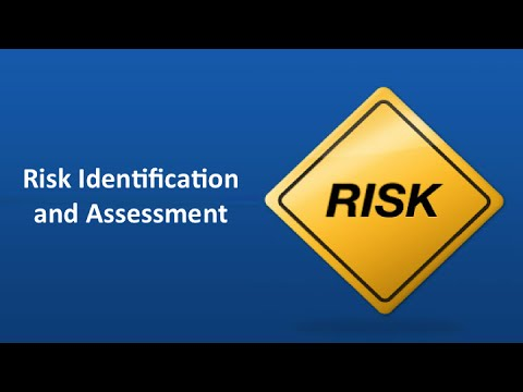 Risk Identification and Assessment