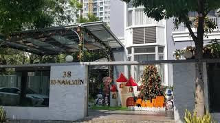 Tôi bán biệt thự liền kề Phú Mỹ Hưng 126m2 nhà hoàn thiện tuyệt đẹp, NT cơ bản