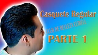 CORTE DE CABELLO PARA HOMBRE CASQUETE REGULAR