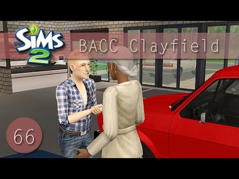 Let's Play The Sims 2 | BACC Clayfield | #66 | Sell Those Cars!