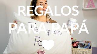 IDEAS DE REGALOS PARA PAPÁ - DIY | Rosa y Café